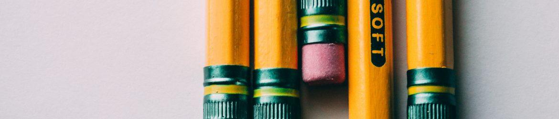 Five Ticonderoga Pencils