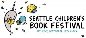 Seattle Children's Book Festival @ Greenwood Elementary