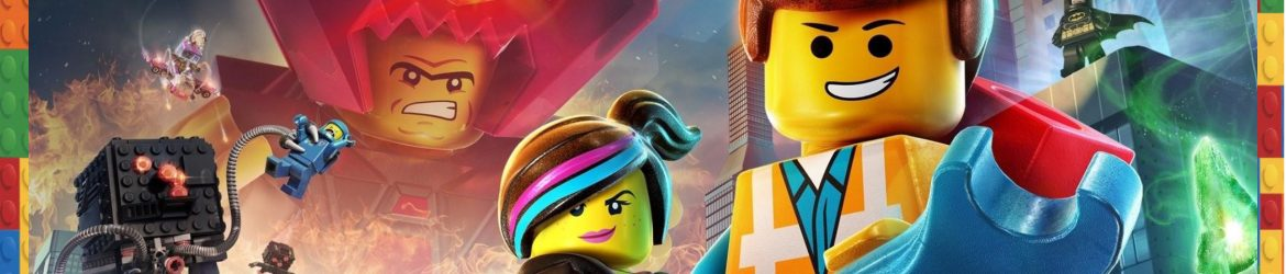 Lego characters from The Lego Movie with text overlay promoting the Annual Fund